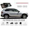Рамка под камеру заднего вида для BMW 3 Sedan (05-04) / 5 Sedan (95-04) / X3(10-17) / X5(11-18) №8020