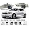 Рамка под камеру заднего вида для BMW 1 Hatchback (07-12) №8199
