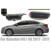 Рамка под камеру заднего вида для Hyundai I40 (11-17) №8123