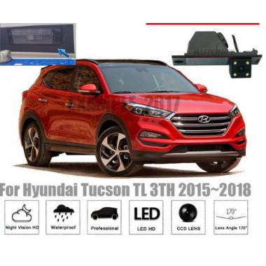 Рамка под камеру заднего вида для Hyundai ix35 (10-15) / Tucson (13-18) №8300