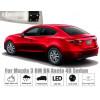 Рамка под камеру заднего вида для Mazda 3 Sedan III (13-19) Разм.107мм*47мм  №HS-8324