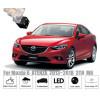 Рамка под камеру заднего вида для Mazda 6 III (2013+) / Mazda 3 Hatchback III (2014+) Разм42мм*29мм №HS-8323