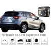 Рамка под камеру заднего вида для Mazda CX-5 1 пок.(12-17) / Mazda 6 1 пок.(02-08) / CX-7 Разм.47мм*49мм №HS-8069/YJ-8037/HS-8043