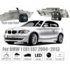 Рамка под камеру заднего вида для BMW 1 F20,F21,E81,E87 Разм.107мм*33мм №HS-8199