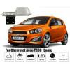 Рамка под камеру заднего вида для Chevrolet Aveo T300 / Orlando / Opel Mokka / Cruze Hatch (разм.82мм*30мм) №HS-8168