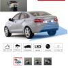 Рамка под камеру заднего вида для LADA VESTA / Audi Q5 8R (08-17) Разм.76мм*33мм №HS-8202