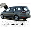Рамка под камеру заднего вида для Ford Ford Mondeo IV (07-13)/Ecosport(2012+)/Kuga I(08-12)Fiesta Sedan/Hatch(08-19)/Galaxy II(08-15)/S Max(06-15) Разм.58мм*25мм №HS-8170