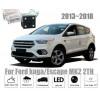 Рамка под камеру заднего вида для Ford Kuga II (2011+) Разм.59мм*24мм №HS-8408