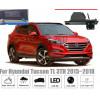 Рамка под камеру заднего вида для Hyundai ix35(10-15) / Tucson III(15-18) Разм.100мм*33мм №HS-8300