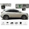 Рамка под камеру заднего вида для Lexus AL10 RX270 / 350 / 450(08-15) / ES350 / 300 / 350 Разм.91мм*32мм №HS-8333