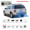Рамка под камеру заднего вида для Ford Explorer U251 (06-10) U502 MK5 (11-18) Разм.77мм*29мм №HS-8134