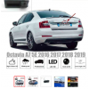 Камера заднего вида для Skoda Octavia MK3 A7 5E 2015-2019 / Superb 3 2015-2017 /  Caddy (15-19) Tiguan AD1 (16-20) №LS8032