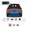 Камера  заднего вида для Volkswagen touareg 7P / Audi Q5 (10-18) / Tiguan B7 (11-16) / Golf plus (08-14) Audi A6 C7 (12-17) /Cayenne II(10-17)  №LS8002