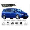 Рамка под камеру заднего вида для Opel Vectra B(95-02) / Meriva A(03-17) / Zafira A(99-05) Разм.102мм*26мм №HS-8163