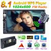 Автомобильная магнитола PODOFO Q3217 (7 дюймов,Android 8.1,Память 1+16Гб,процессор:MTK 8227L)