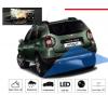 Рамка под камеру заднего вида для Renault Duster/Megane III/Fluence/Kaptur/Scenic Разм.60мм*31мм №HS-9207