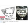 Переходная рамка 2DIN 7 дюймов (11-549) Ford Focus (98-04) Серебро Разм.173 x 98  / 178 x 102