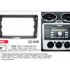 Переходная рамка 2DIN 9 дюймов (CARAV 22-046) Ford FocusII/C-Max/S-Max/Fusion/Transit  Разм.230/220 x 130