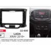Переходная рамка 2DIN 9 дюймов (CARAV 22-999) LADA XRAY (2015+) Разм.230/220 x130
