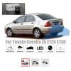 Камера заднего вида для Toyota Corolla E120(00-06) / BYD F3 / Lifan Solano I(08-16) Разм.68мм*40мм №8022