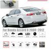 Рамка под камеру заднего вида для Honda Accord 7/8 (02-12) Разм.69мм*35мм №HS-8010