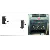Переходная рамка 1-DIN (CARAV 11-005/CARAV 11-0205) для AUDI A2 (8Z) 1999-2005, A3 (8L) 1999-2000, A4 (B5) 1999-2001, A6 (4B) 1997-2001
