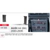 Переходная рамка 1-DIN (№11-0206/11-006) для AUDI A4 (B6) 2000-2006