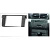 Переходная рамка 2DIN  7 дюймов (№11-9028/11-498) для BMW 3-Series (E46) 1998-2005 Разм.173x98/178x102