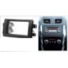 Переходная рамка 2DIN 7 дюймов (CARAV 09-002) для SUZUKI SX4 2006-2013 / FIAT Sedicа 2005-2014 Разм.173x98/178x102