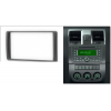 Переходная рамка 2DIN 7 дюймов (CARAV 11-694) для UAZ Patriot 2012+ Разм.173x98/178x102