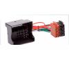 ISO - Переходник для магнитол (питание + акустика): VOLKSWAGEN 2002+/ AUDI - SKODA - SEAT 2004+ (CARAV 12-025)