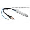 Переходник для подключения штатной антенны к магнитоле  AUDI -VW 1997-2001 / SEAT 1997-2001 (13-012)