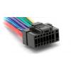 Кабель для ГУ Alpine CDA-; CDE-; CDM-; CVA-; IDA-; INA-; TDA-; TDE-; TDM-series 16-pin (15-001)