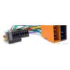 ISO-Кабель для ГУ Sony CD-; CDX-; MD-; MDX-; MEX-; WX-; XR-; XT-; XAV-series // JVC KD,KS-; KW-series 16-pin 30*12 (CARAV 15-109)