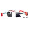 Переходник для магнитол ISO (12-225) VOLKSWAGEN / Audi / ISO (female) - Штатный разъем (+ ISO (male)